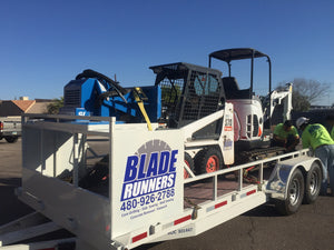 Blade Runners Expedites Concrete Removal Process With Vacuworx SL 2