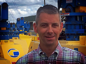 Vacuworx Promotes Hall to International Role