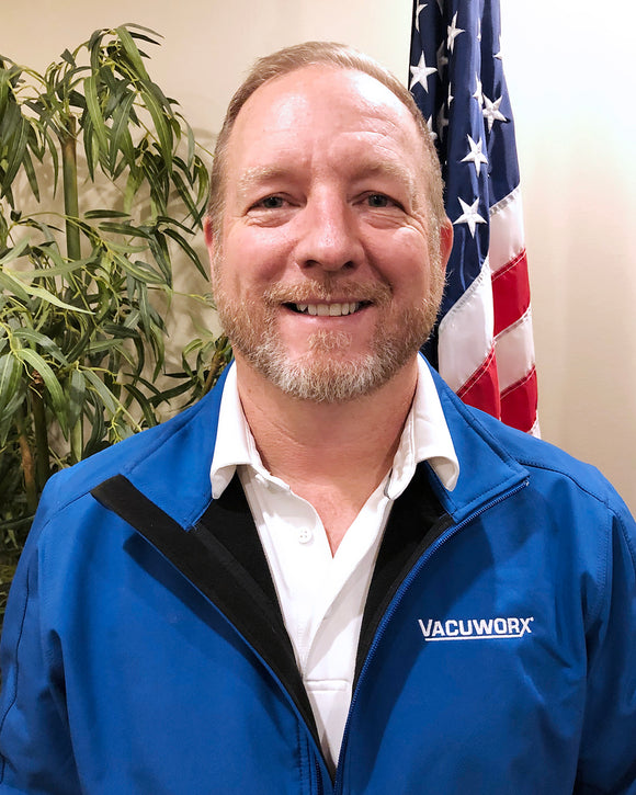 Meet the team: Jeff Baldwin, Regional Sales Manager