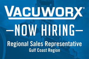 Career Opportunity with Vacuworx: Regional Sales Representative, Houston