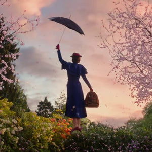Mary Poppins and Vacuum Lifting: Spit Spot!