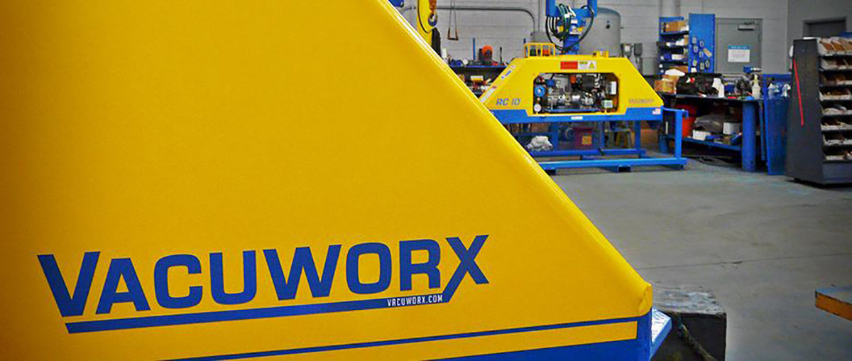 Product Parts Service Vacuworx