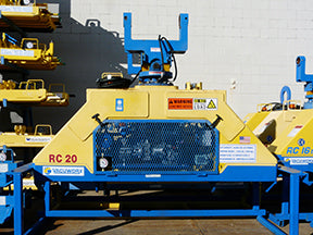 Rental RC20 Vacuum Lifter