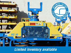 RC 16 Vacuum Lifter Factory Certified