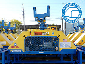 RC 10 Vacuum Lifter Factory Certified