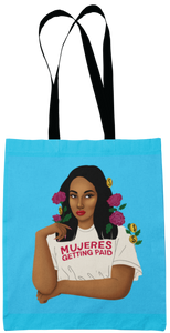 Latina Women Equal Pay Tote