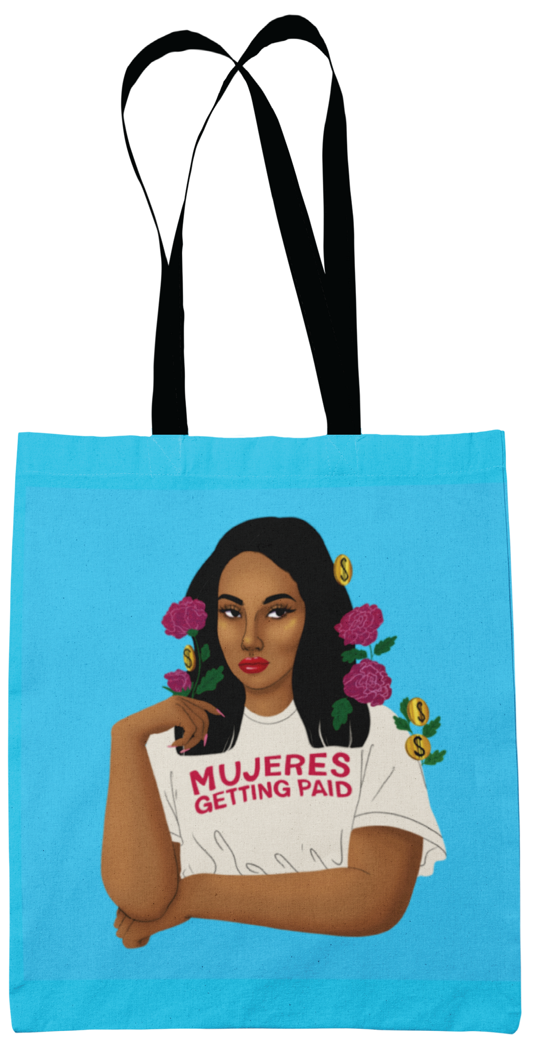 The United State of Women Latina Women Equal Pay Tote