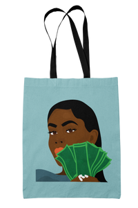 The United State of Women Black Women Equal Pay Tote