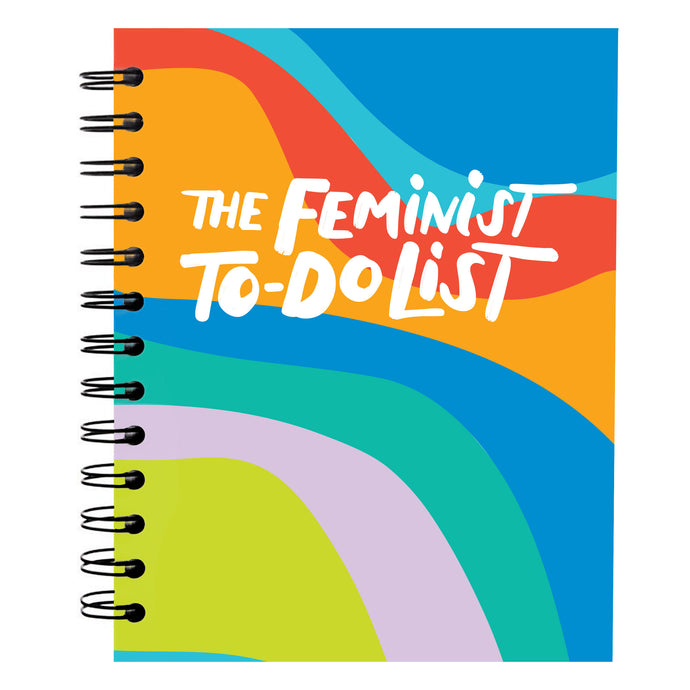 The United State of Women Feminist To-Do List Notebook