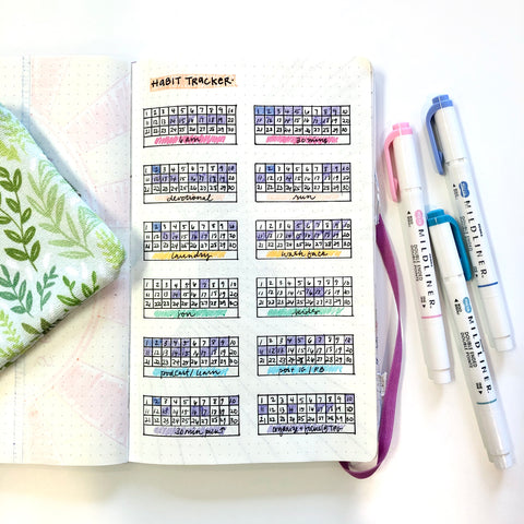 My Personal Bullet Journal