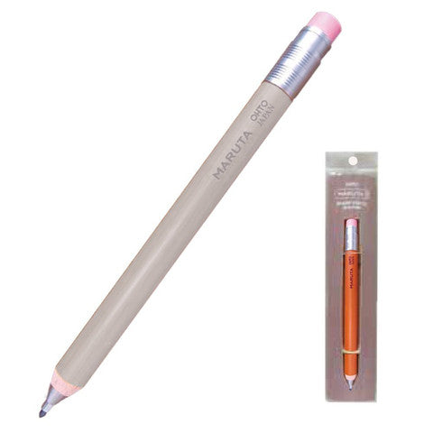 Ohto Wooden Mechanical Pencil Marta White