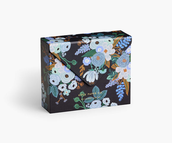 Mixed Florals Essential Card Box