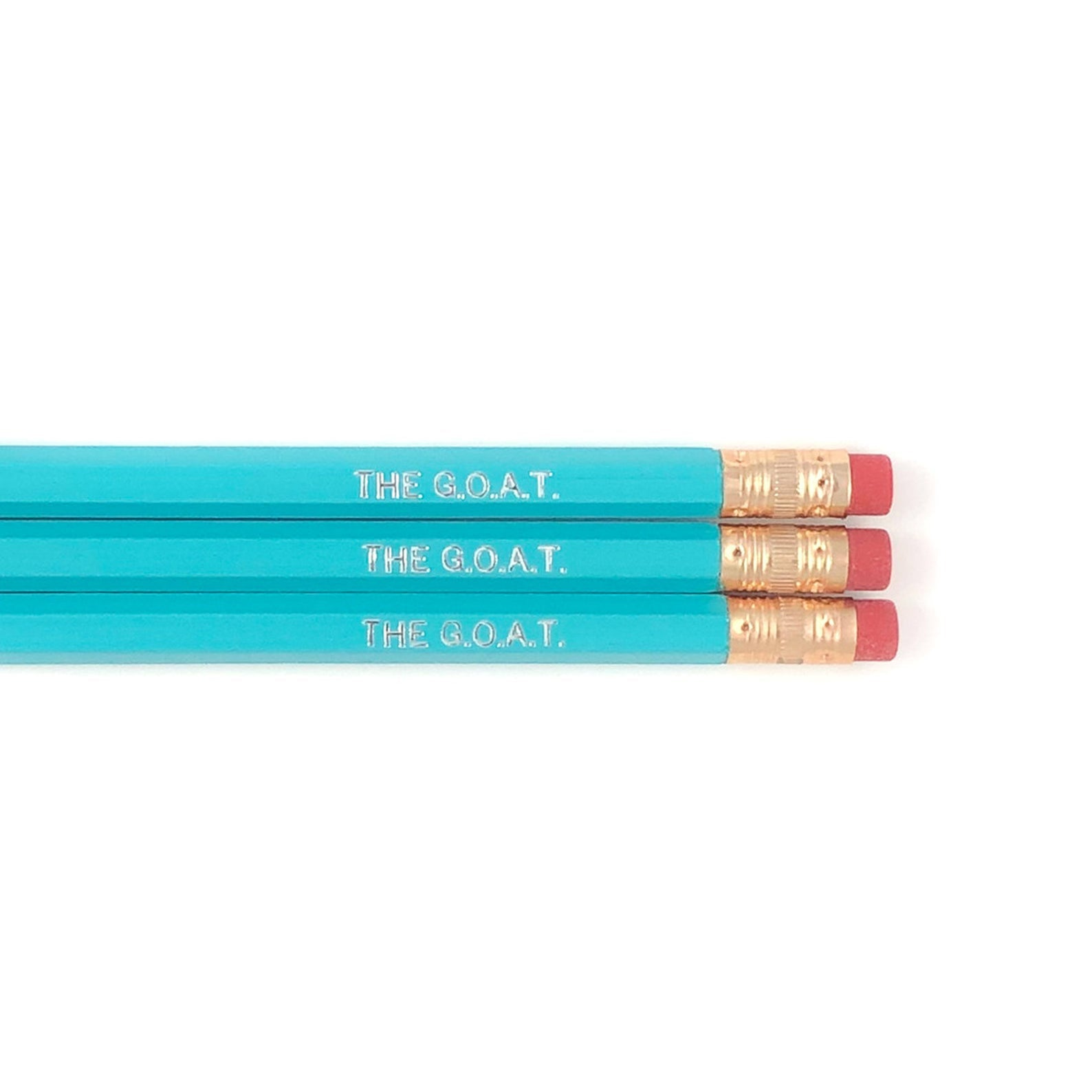 The GOAT Pencil Set
