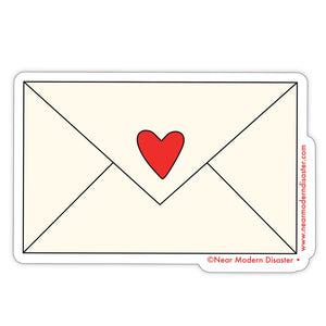 Love Letter Sticker