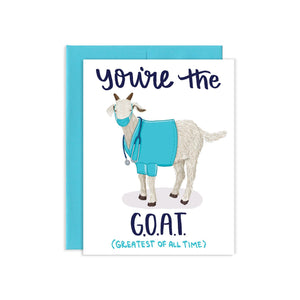 GOAT Medical Professional Card