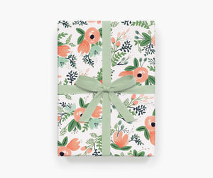 Wildflower Wrapping Sheets