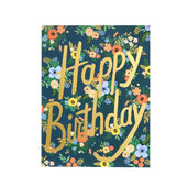 Garden Birthday Greeting Card