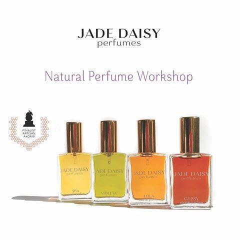 Creating your Signature Scent - A Perfume Workshop