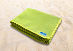 Quicksand Mat – Lime - 1.55m x 2m Was $109 On Sale