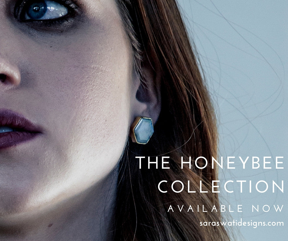 For the Love of Hexagons | The Honeybee Collection 🐝