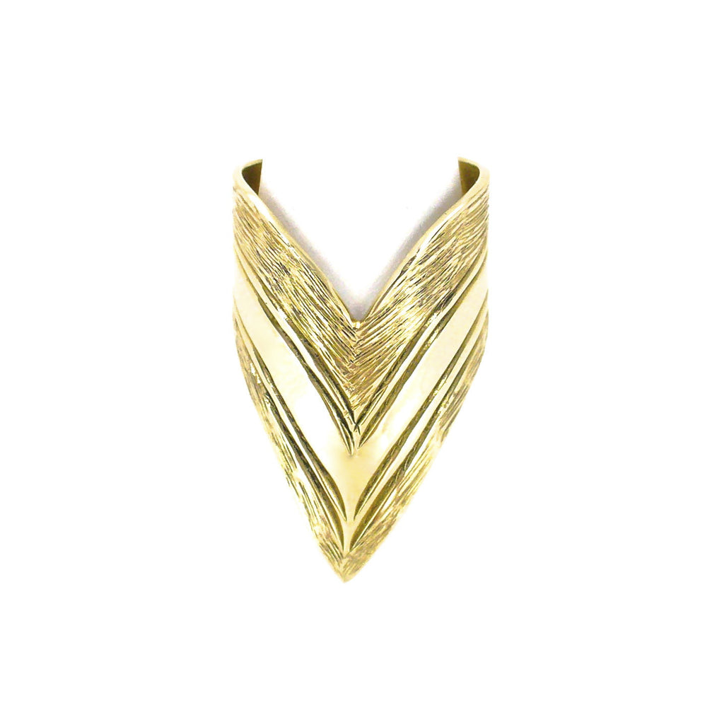 Artemis Ring - Brass