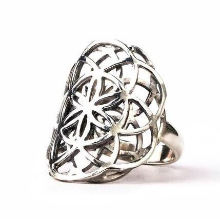 Creation Ring - Silver