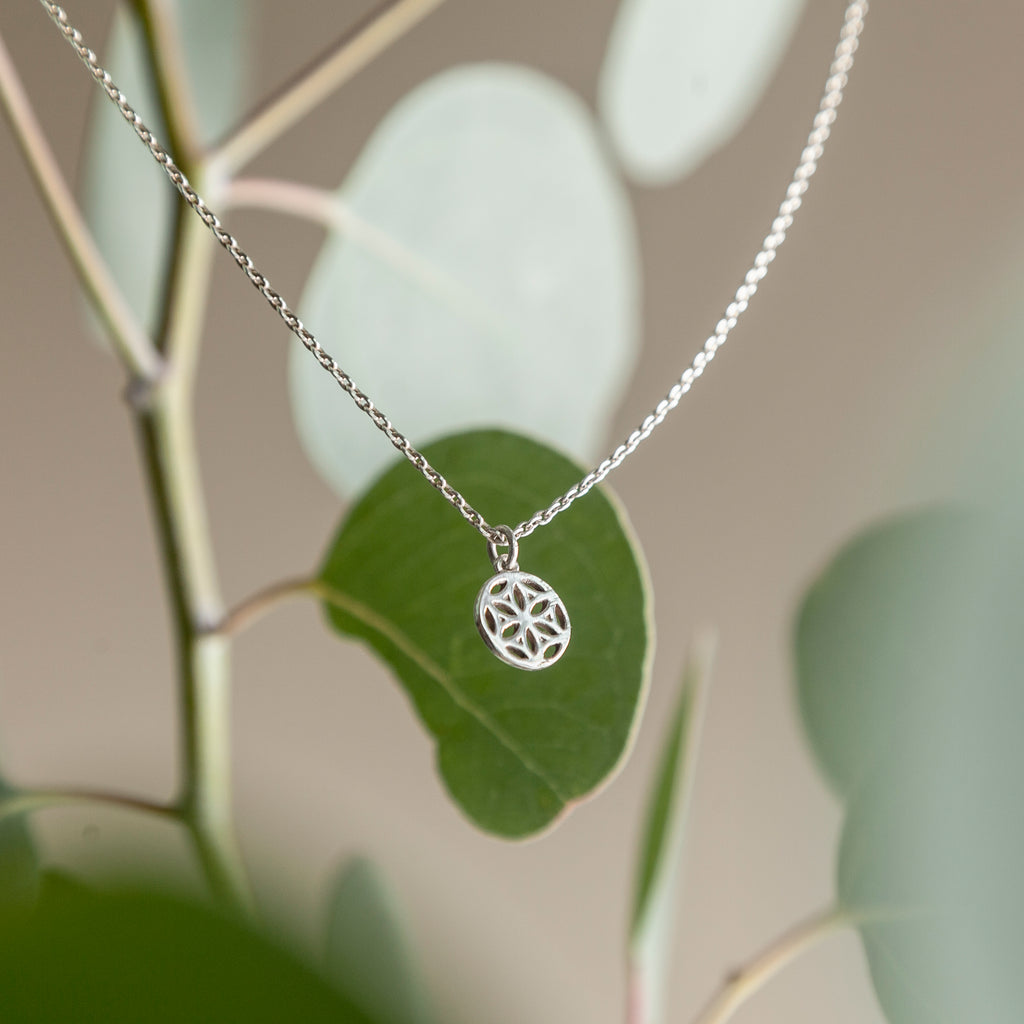 Infinite Necklace - Silver
