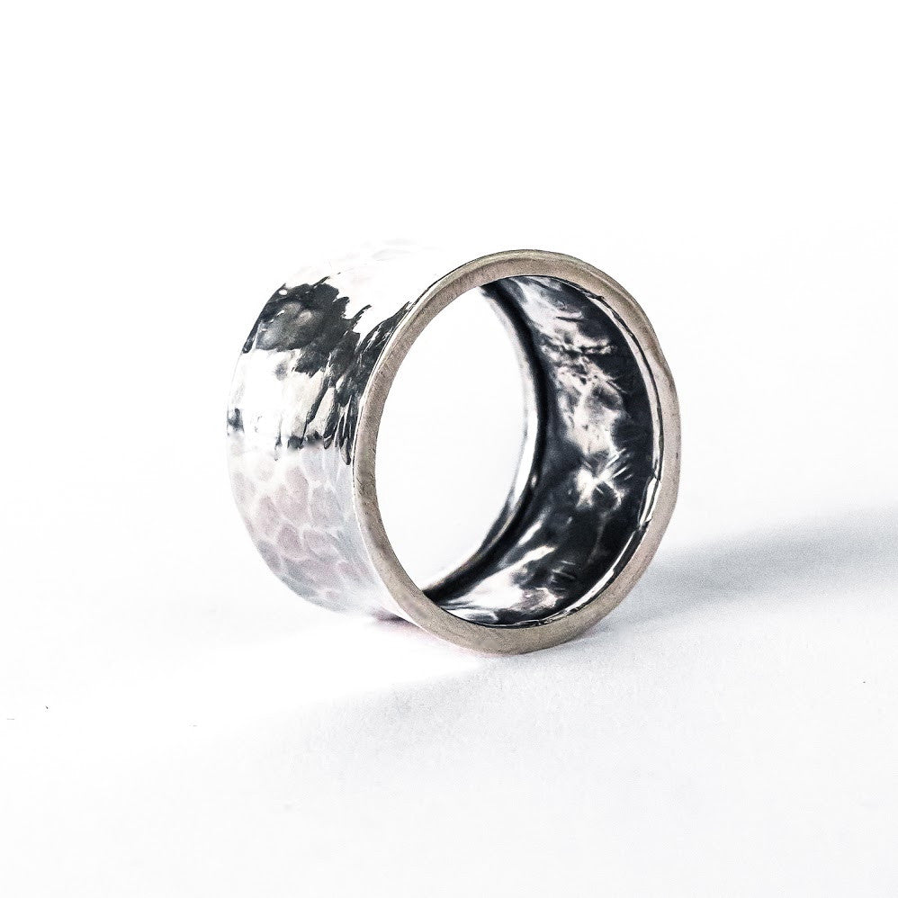 Omega Ring - Silver