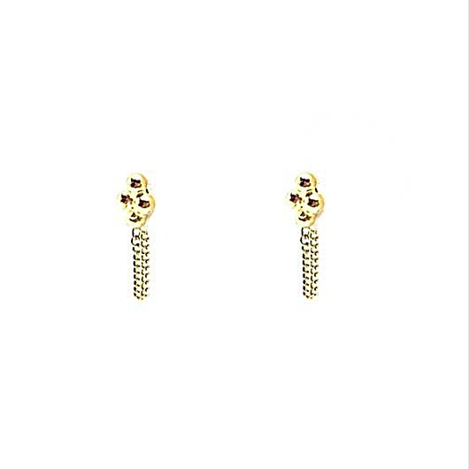 Vana Earrings - Gold
