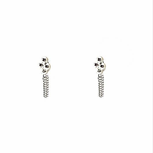 Vana Earrings - Silver