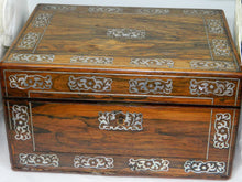Ladies Vanity Case 1860