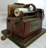 Phonograph  Edison Gem Model D - 1908 -1909