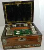 New - Ladies Vanity Case 1860