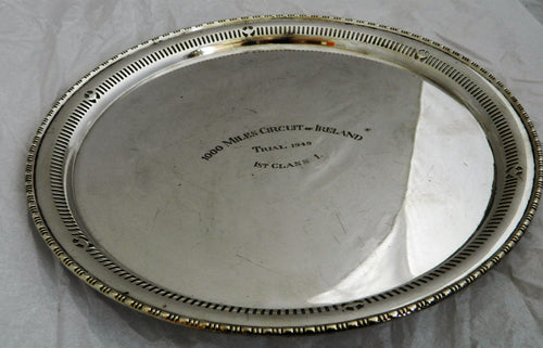 Circuit of Ireland 1000 Miles Rally 1949 - Trophy