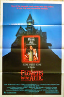 Original Movie Poster Flowers in the Attic - 1987