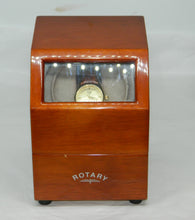 Rotary Automatic - Swiss Made Watch - In rotating display case.