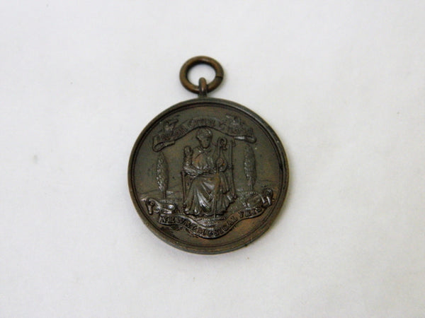 Action -  Bronze Medal