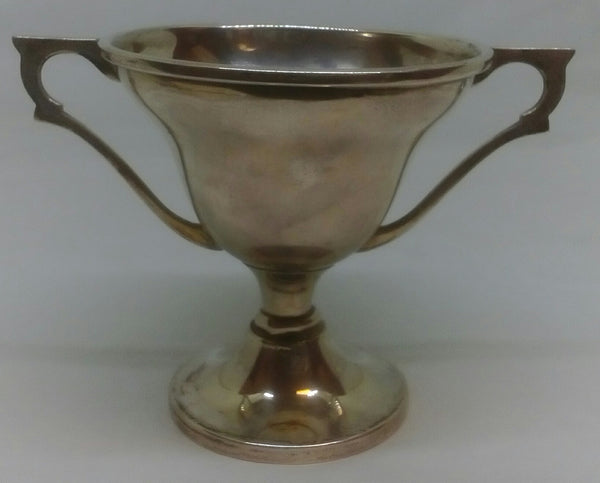 Stirling Silver Trophy - Birmingham - 1855