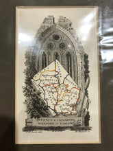 Collection of Aristade Perrot maps of Ireland - 1830.