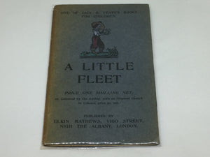 Jack B. Yeats - A little Fleet - 1st Edition - 1909