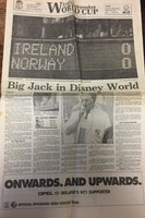 Irish Independent - World Cup USA - June - 29 - 1994