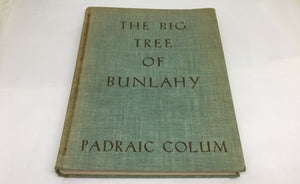 The Big Tree of Bunlahy - Padraic Colum - Illustrated By Jack . B Yeats - 1st Edition 1933