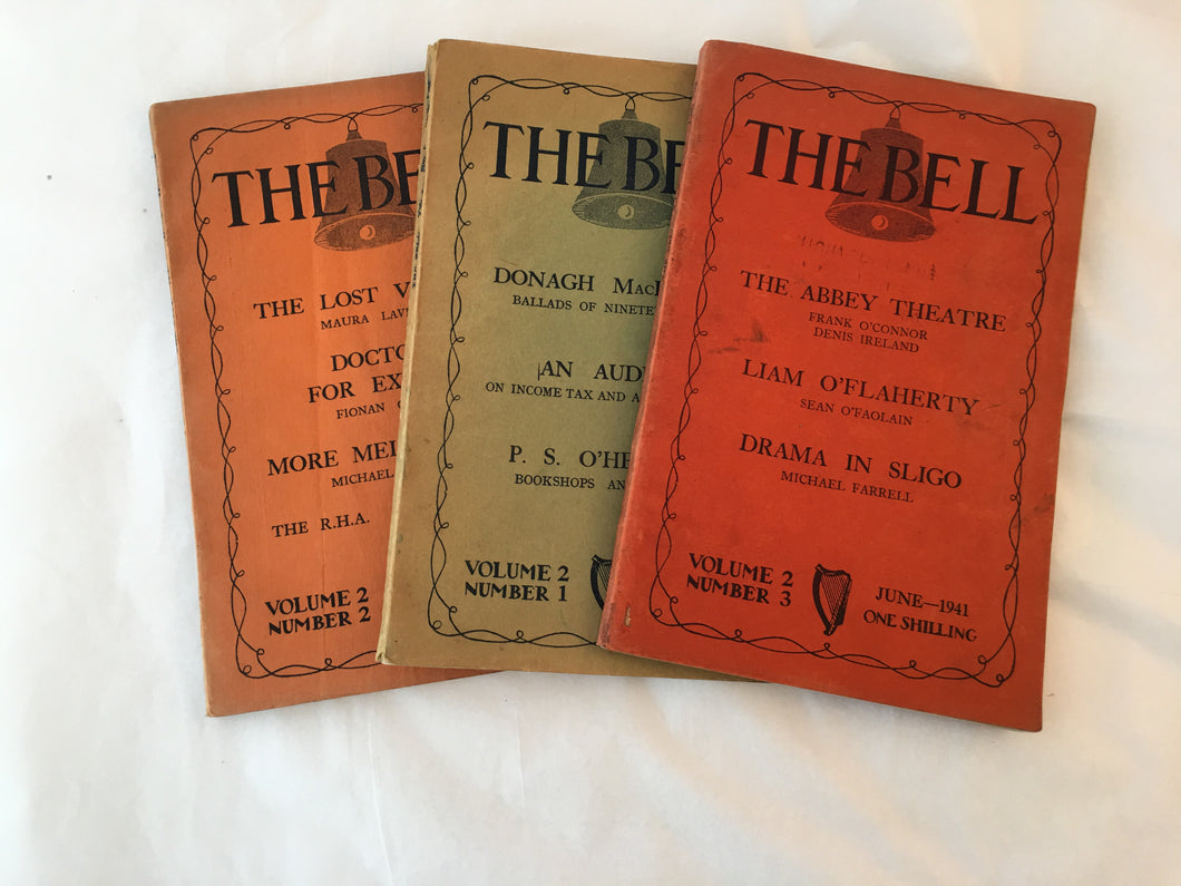The Bell - 18 Various Issues. 1941 -1947 (Bundle or Individual)