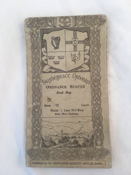 Ordnance Survey Of Ireland - Longford