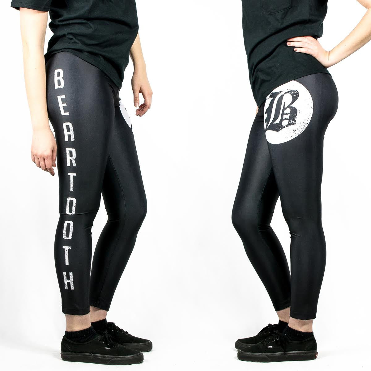 Beartooth - Logo Leggings - Merch Limited