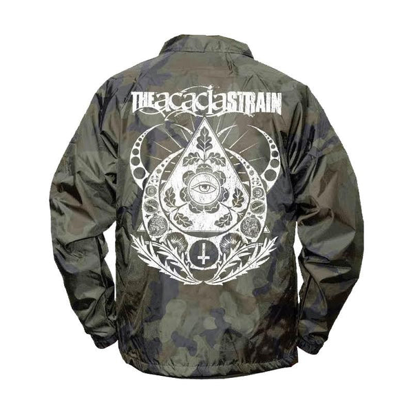 The Acacia Strain - Camo Windbreaker - MerchLimited - 3