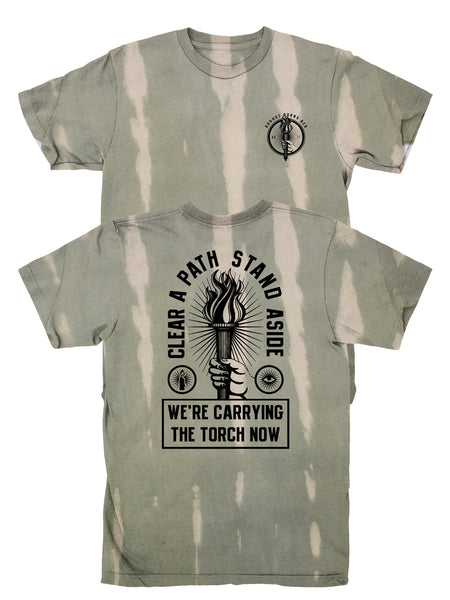 August Burns Red - Torch Shirt (Tie Dye) - Merch Limited
