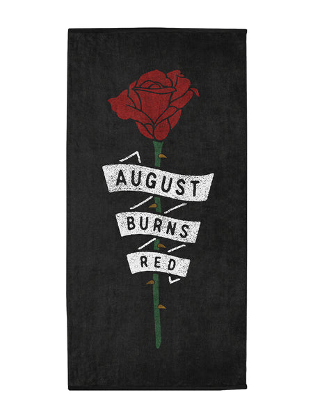 August Burns Red - Beach Towel - Merch Limited