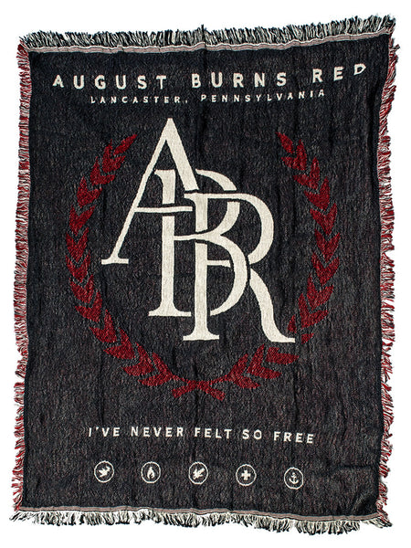 August Burns Red - Throw Blanket - MerchLimited - 1
