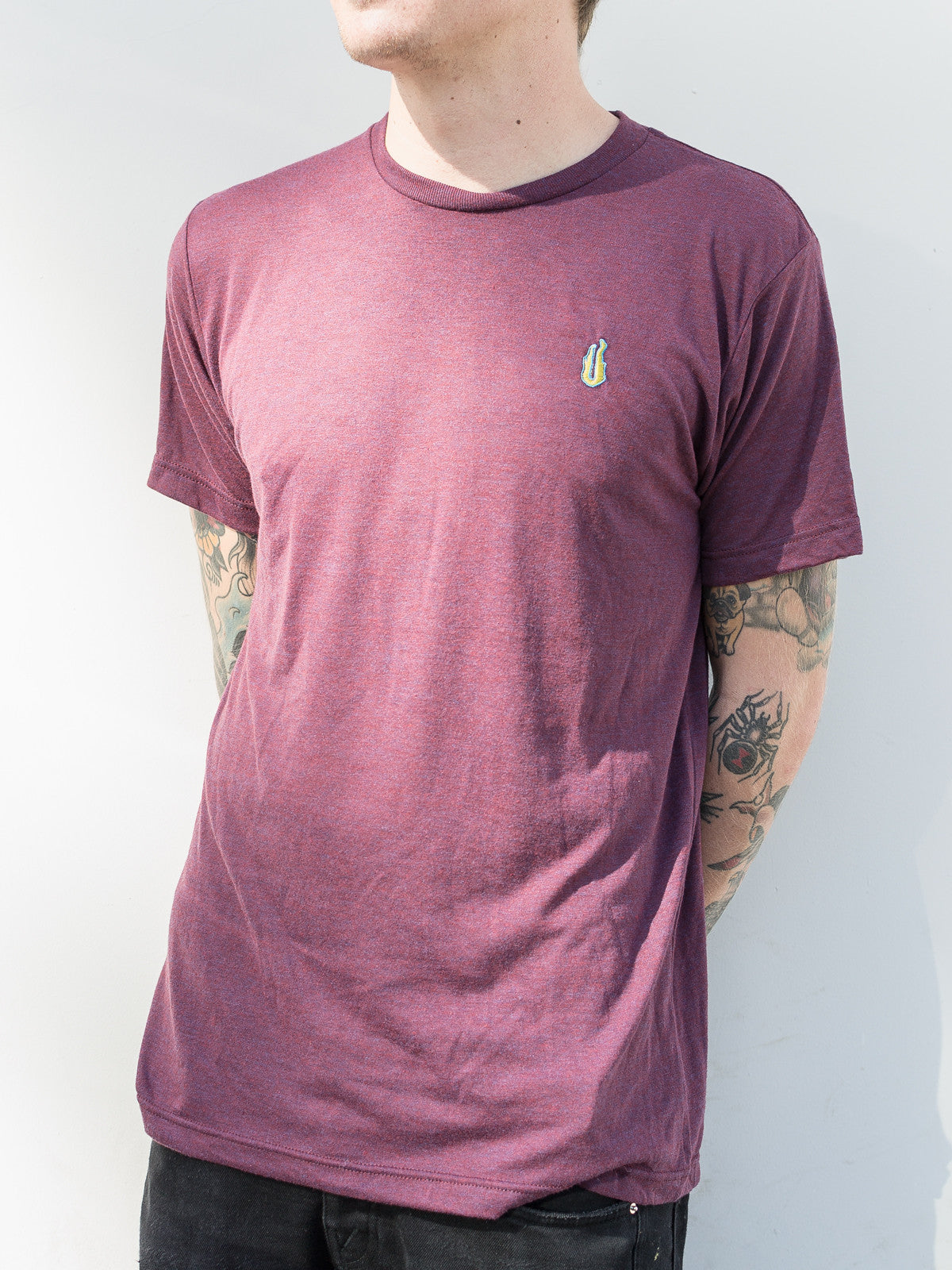 August Burns Red - Embroidered Logo Tee - MerchLimited - 1